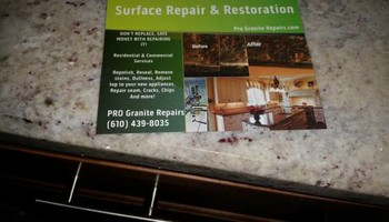 PRO Granite - Surface Repair & Restoration