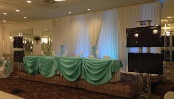 Event planning/ catering/ decoration!