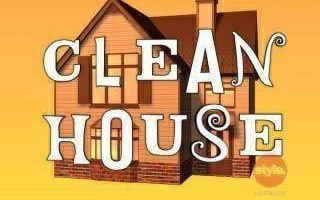 House cleaning! Delicate, organized, and flexible schedule.
