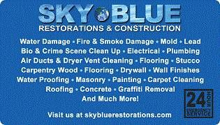 Water Damage ?? Free Inspection & Testing