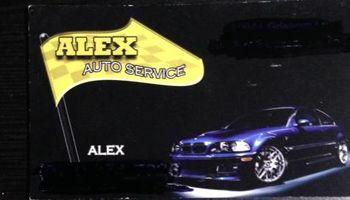 Alex auto service