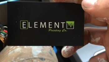 Element Painting Company: We Paint Just About Anything...