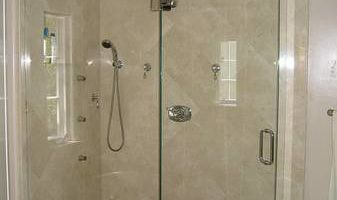 Glass Showers For Less...