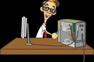 Laptop or PC repair