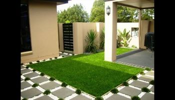 Artificial and  Natural grass