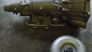 Rebuilt Transmission - $600 without Torque Conv