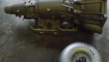 Rebuilt Transmission - $600 without Torque Conv