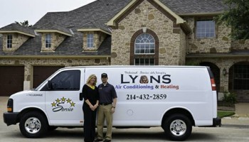 Lyons Air. HEATING INSTALLATIONS