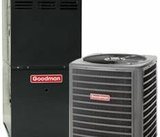 Goodman 14 and 16 SEER AC and Heat Systems