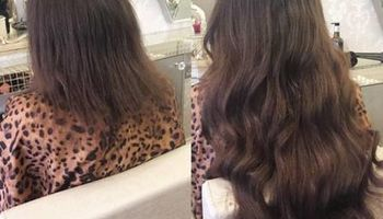 Hair Extensions - Retouch Services