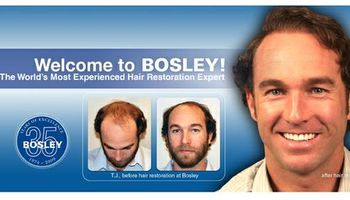 LOSING YOUR HAIR? We Offer A Minimally Invasive Procedure