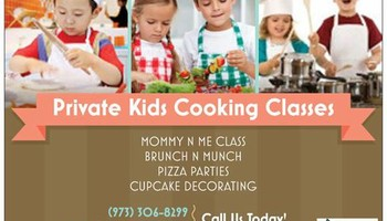 Private Cooking Classes For Kids