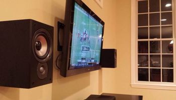 Need to Mount a TV? Install Cameras? home theater? Speakers?