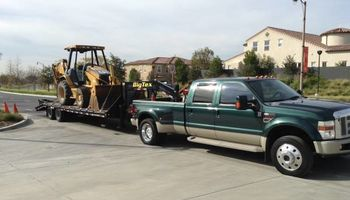 Heavy Equipment Towing & Trailer Transport
