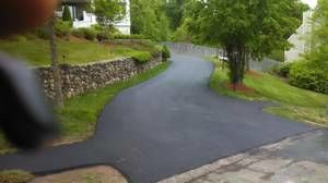 Driveways, Patches, Seal-Coating - All your Asphalt Needs