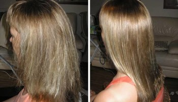 Stockton Japanese permanent hair straightening