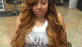 $100 sew in special