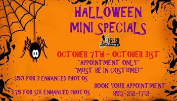 Halloween Mini Specials
