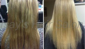 HAIR EXTENSION - OCTOBER SPECIAL - SPECIAL PRICES