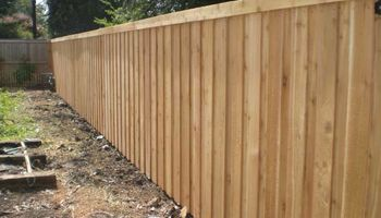 ALYVER CONTRACTORS. FENCE AND DECK SERVICE