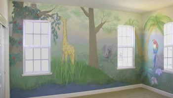 Interior Painting, Faux finishes, Murals - free color consultation!