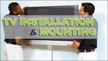 TV Mounting- At a fraction of the cost. Insured and reliable company!