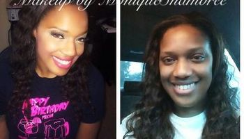 Nails and Makeup by Monique Shambree affordable prices Awesome Looks!!