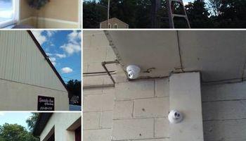 Gordon Audio Visual Installation. Audio/Video Setup and Security Cameras