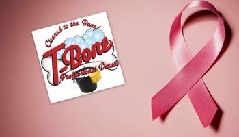 T-Bone Auto Detailing Benefits Breast Cancer Awareness