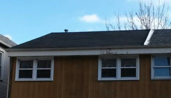 Shapiro's Roofing & Tuckpointing. $199 leak repair