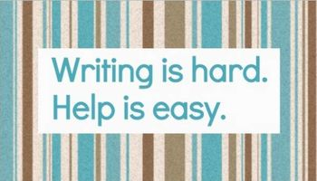 Send your writing. Get it back within 24 hours. One flat rate.