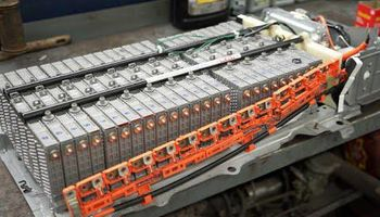Car Electrics Repair. Toyota Prius / Camry Hybrid Battery Rebuild
