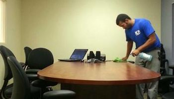 Need your Office or Commercial Building Clean? Call KP Sparkle Cleaning!