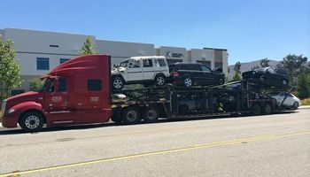 Auto Transport / Shipping - Direct Carrier - CA to AZ, AZ to CA