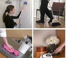 CLEANING HOUSE / APARTMENTS / OFFICES FOR ALL CLEANING NEEDS !! L&D CO