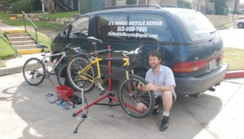JJ's Mobile Bicycle Repair -Full Tune Ups at Your Location!