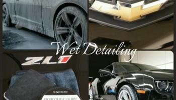Wet Detailing - Mobile Auto Detail