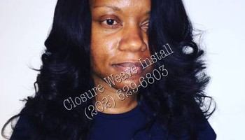 I DO SEWIN/WEAVES & MAKE NATURAL U-PART WIGS !!!