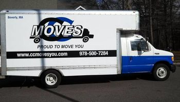 C&C Moves. Professional/ Insured!
