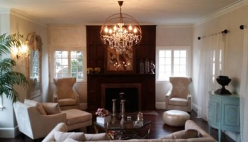 Interior Design Services - paint color selection, furniture placement, lighting