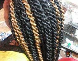African hair braiding for 15 years.