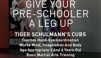 Pre-School Karate Class