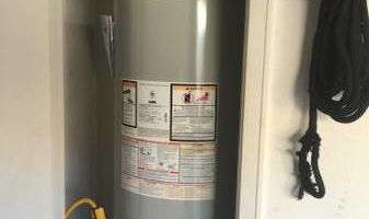 CHEAPEST WATER HEATER INSTALL
