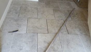 TILE SERVICES - sealing/staining/restoration