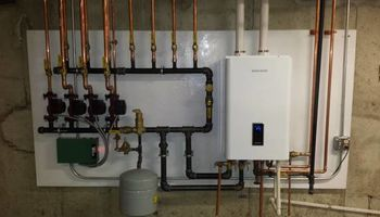 BOILER, FURNACE & HOT WATER INSTALLATIONS AND SERVICE...