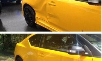 Auto body bumper and dent repair NO HIDDEN FEE!!!!!!