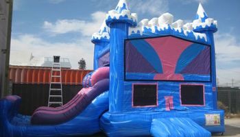 JUMPERS, WATER/DRY SLIDES, POPCORN, COTTON CANDY, CHAIRS TABLES & MORE