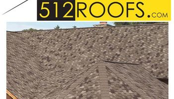 SERVICE & QUALITY - 512 ROOFS - FREE ESTIMATES!
