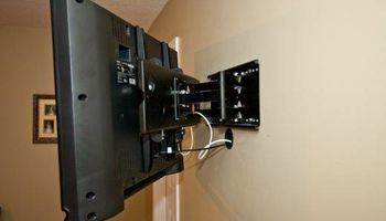 Tv installation led or lcd any size