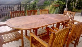 TEAK FURNITURE REFINISHING PRO